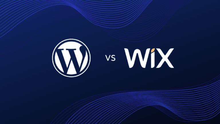 WIX VS WORDPRESS - השוואה בין שתי הפלטפורמות