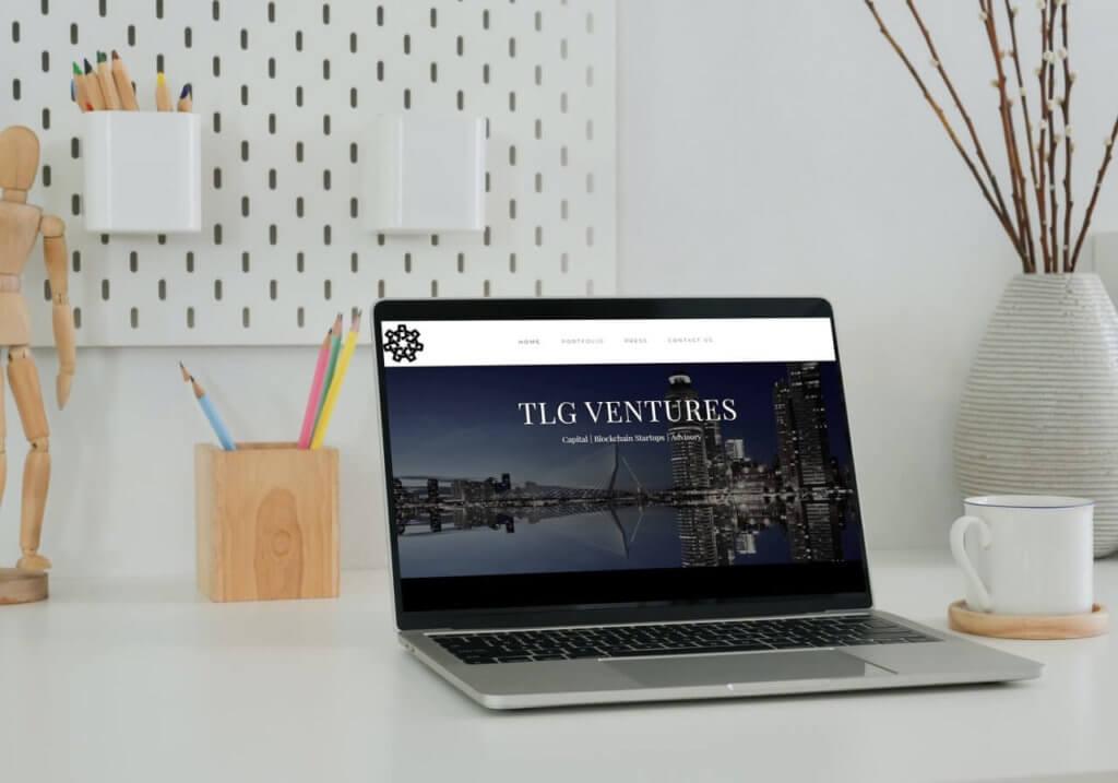 TLG ventures mockup